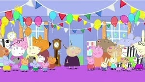 La fiesta de despedida de Madame Gazelle