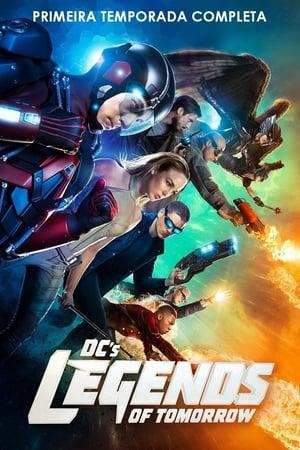 Legends of Tomorrow 1ª Temporada Torrent, Download, movie, filme, poster