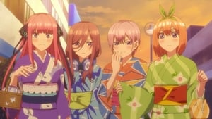 The Quintessential Quintuplets Season 1 :Episode 4  A Day Off