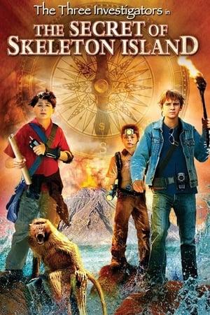 The Three Investigators and The Secret Of Skeleton Island-Cameron Monaghan