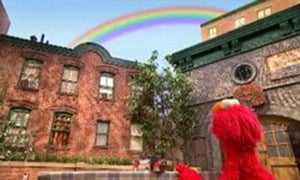 Sesame Street Season 40 :Episode 14  The Rainbow Show
