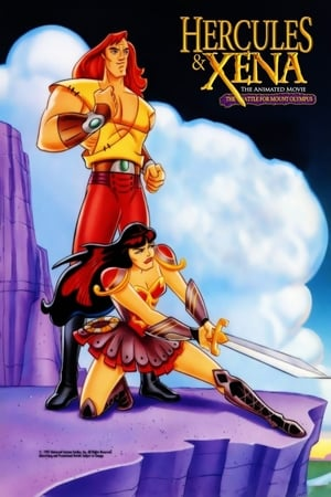 Hercules and Xena - The Animated Movie: The Battle for Mount Olympus-Azwaad Movie Database