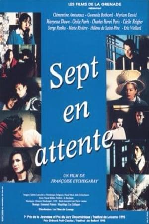 Sept en attente-Éric Viellard