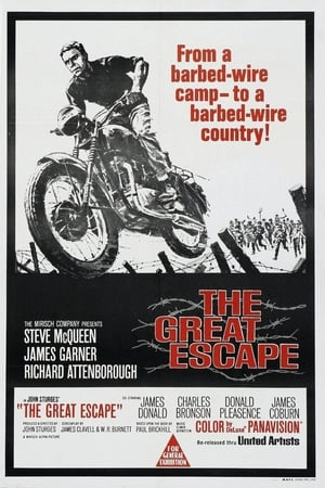 poster The Great Escape