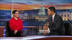 The Daily Show with Trevor Noah - Rose McGowan