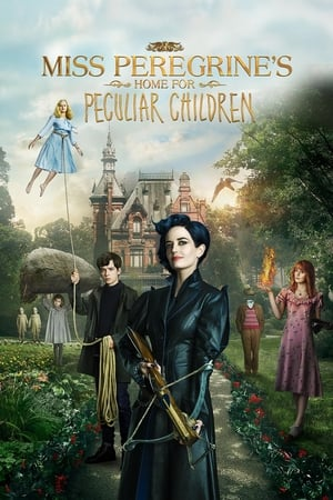 Miss Peregrine's Home for Peculiar Children-Azwaad Movie Database