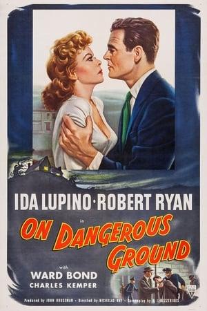 On Dangerous Ground poster