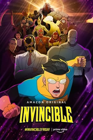 poster Invincible