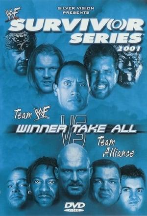 WWE Survivor Series 2001 poster