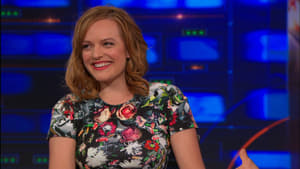 The Daily Show with Trevor Noah Season 19 :Episode 139  Elisabeth Moss