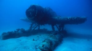 War Wrecks in the Coral Seas