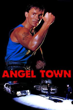 Angel Town-Theresa Saldana