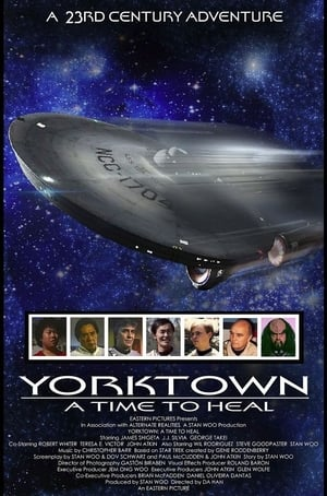 Yorktown: A Time to Heal-James Shigeta
