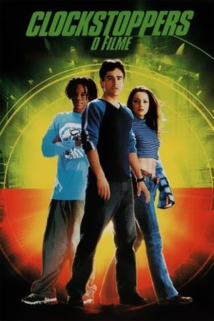 Clockstoppers: O Filme Torrent (2002) Dual Áudio WEB-DL 720p 5.1 - Download