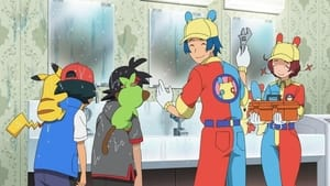 Leave Everything To Us! The Plusle and Minun Handymen!!