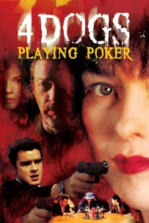 Four Dogs Playing Poker-Olivia Williams