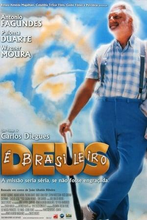 Deus é Brasileiro Torrent (2003) Nacional DVDRip 720p – Download