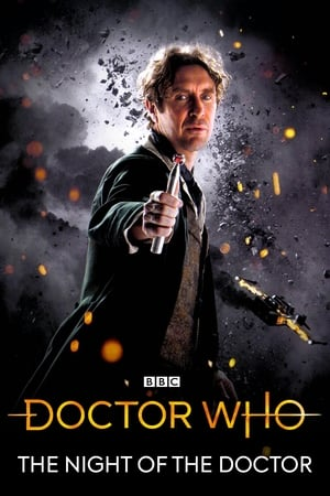 Image Doctor Who: The Night of the Doctor