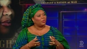 The Daily Show with Trevor Noah Season 17 :Episode 21  Leymah Gbowee