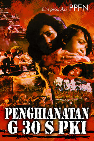 Pengkhianatan G30S-PKI (1984) Subtitle Indonesia