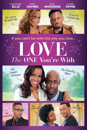 Love the One You're With-RonReaco Lee