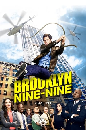 Brooklyn Nine-Nine 6ª Temporada Torrent, Download, movie, filme, poster