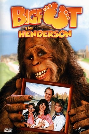 VER Harry y los Hendersons (1987) Online Gratis HD