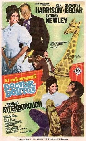 VER Doctor Dolittle (1967) Online Gratis HD