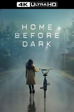 poster Home Before Dark