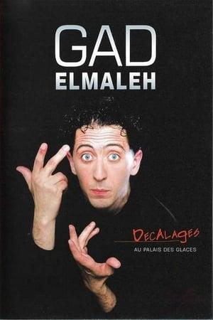 Gad Elmaleh - Décalages au Palais des Glaces-Azwaad Movie Database