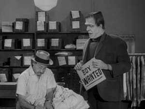 La familia Monster - El aumento de sueldo de Herman. episodio 37 online