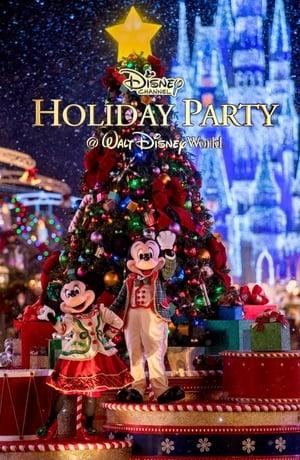Disney Channel Holiday Party @ Walt Disney World-Scarlett Estevez