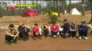 Running Man Season 1 : Mafia Game, Part 2