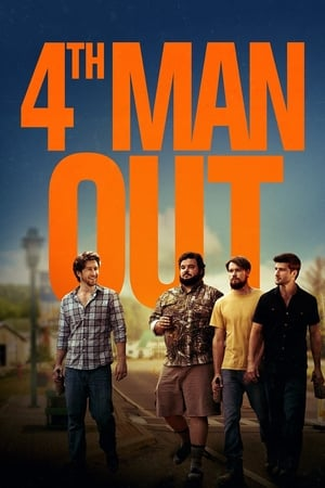 Poster 4th Man Out (2015)