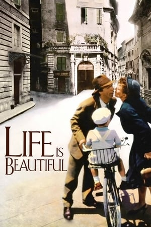 Poster Life Is Beautiful (1997)