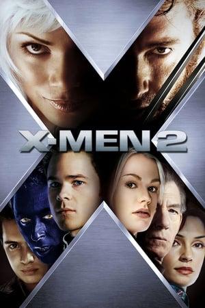 X-Men 2 – BluRay 720p – 1080p 5.1 Dual Áudio Torrent Download (2003)