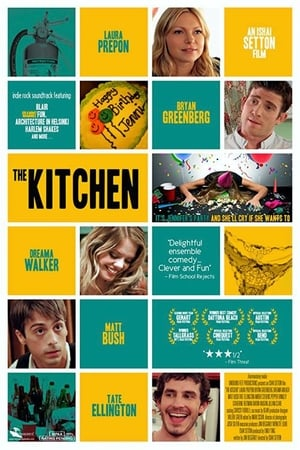 Poster The Kitchen (2012)