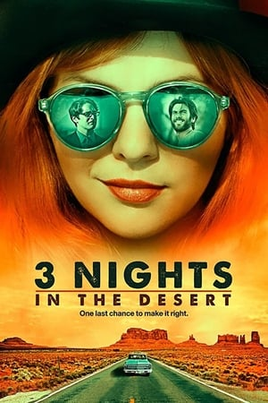 Poster 3 Nights in the Desert (2014)