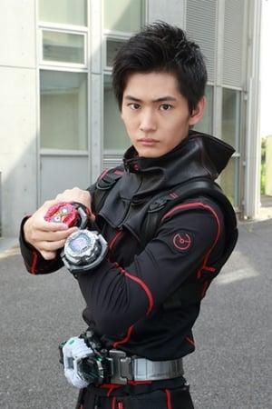 Gaku Oshida isGeiz Myoukouin · Kamen Rider Geiz