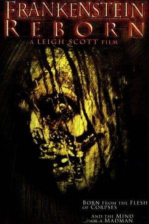 Frankenstein Reborn poster