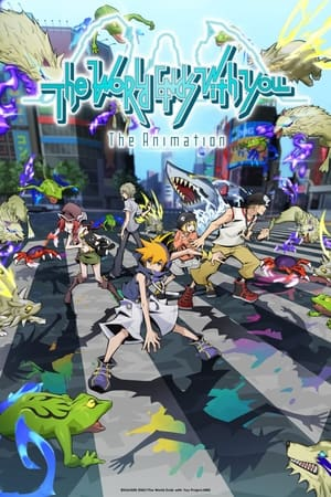 Image The World Ends With You: The Animation