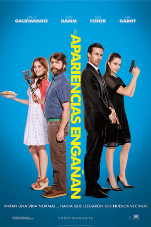 Keeping Up With the Joneses film posters