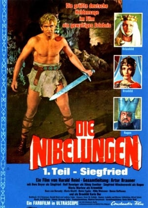 The Nibelungs, Tale 1: Siegfried poster