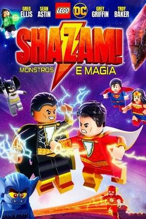Assistir LEGO DC: Shazam - Magia e Monstros