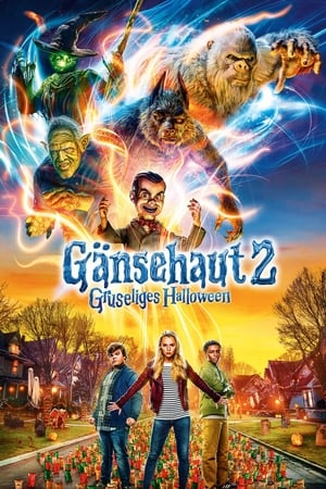 Gänsehaut 2 - Gruseliges Halloween Film