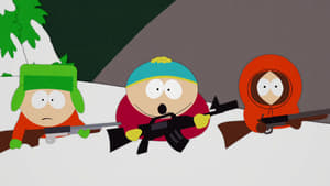 South Park Season 1 :Episode 3  Volcano