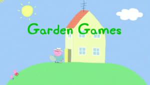 Juegos de jardín