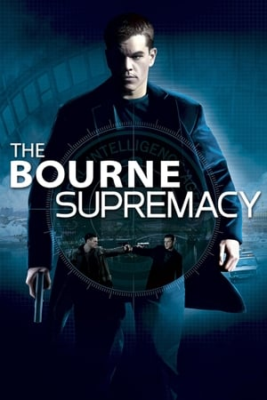 The Bourne Supremacy-Matt Damon