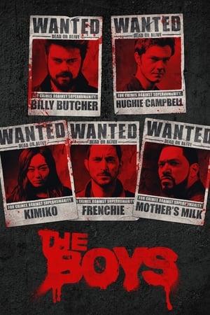 The Boys 2ª Temporada Torrent, Download, movie, filme, poster