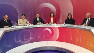 Question Time Season 41 :Episode 14  25/04/2019